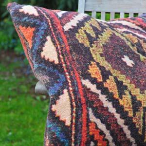 Fresco Towels cushion cover Santa Fe Gold