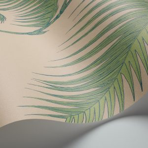Cole and Son wallpaper Palm Leaves 2011