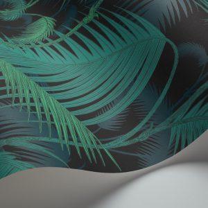 Cole and Son wallpaper Palm Jungle 1003