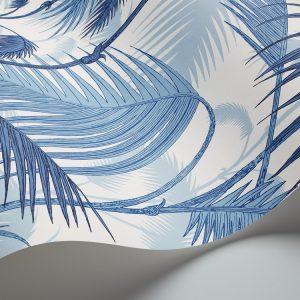 Cole and Son wallpaper Palm Jungle 1005