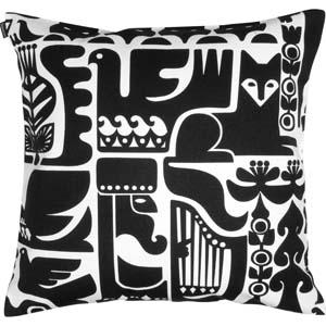 Marimekko cushion Kanteleen Kutsu