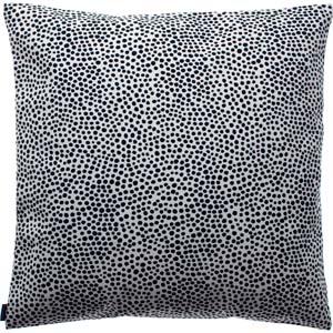 Marimekko cushion Pirput Parput white-black
