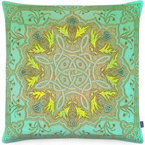 Aaizi cushion Gordes Celadon square