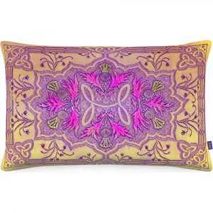 Aaizi cushion Gordes Gold