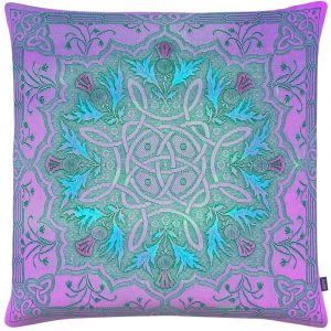 Aaizi cushion Gordes Pink square