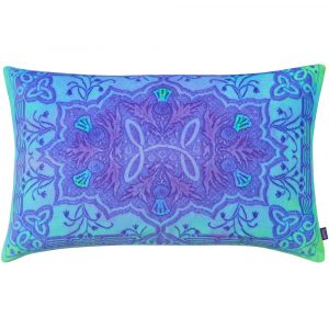 Aaizi cushion Gordes Purple