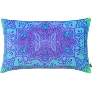 Aaizi cushion Gordes Purple