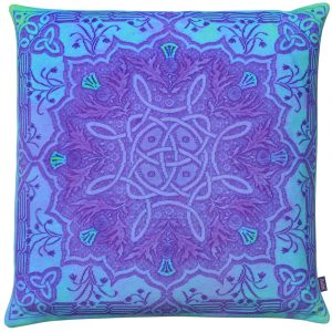 Aaizi cushion Gordes Purple square