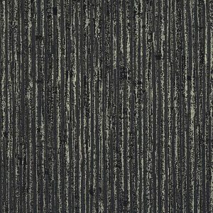 Casamance wallcovering Bel Air black