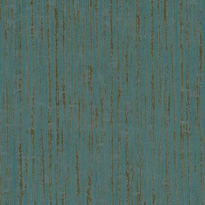 Casamance wallcovering Bel Air turquoise