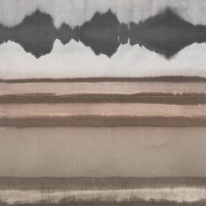 Casamance panoramic wallpaper Encre de Chine beige