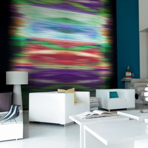 Casamance panoramic wallpaper Tension Colorielle