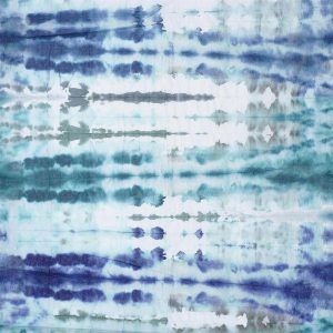 Casamance panoramic wallpaper Wagami blue