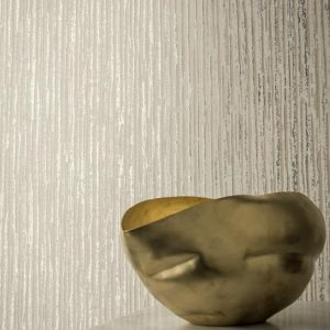 Casamance wallcovering Bel Air taupe