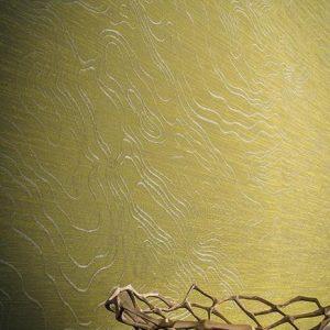 Casamance wallcovering Merani yellow