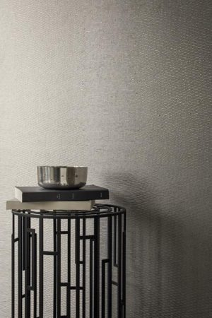 Casamance wallcovering Montaigne grey
