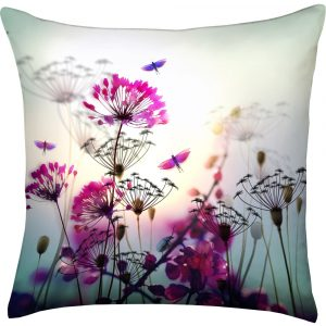 Chacha by Iris cushion Flower