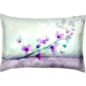 Chacha by Iris cushion Lilly green