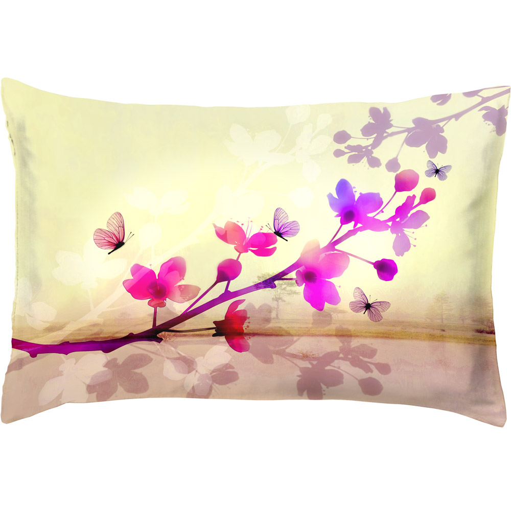 Chacha by Iris cushion Lilly yellow