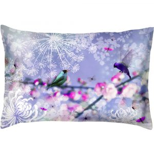 Chacha by Iris cushion Ondine lilac