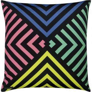 Christian Lacroix cushion Barock And Roll Reglisse