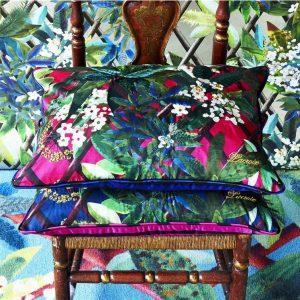 Christian Lacroix cushion Canopy Grenade