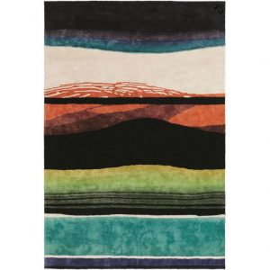 Christian Lacroix rug Tempera Multicolor