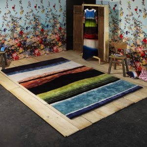 Christian Lacroix rug Tempera Multicolor