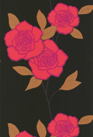 Cole and Son wallpaper Paper Roses 6120