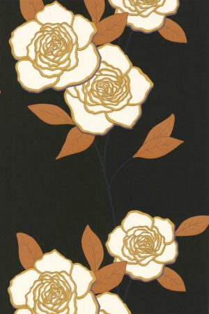 Cole and Son wallpaper Paper Roses 6121