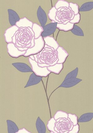 Cole and Son wallpaper Paper Roses 6123