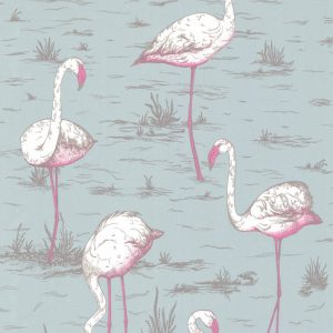 Cole and Son wallpaper Flamingos 6044