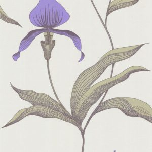 Cole and Son wallpaper Orchid 4024
