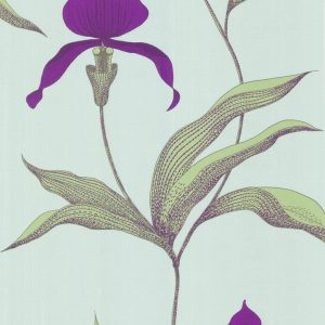 Cole and Son wallpaper Orchid 4027
