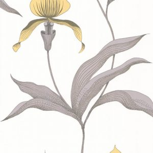 Cole and Son wallpaper Orchid 10057