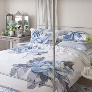 Designers Guild bed linen Charlottenberg Porcelain