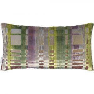 Designers Guild cushion Colonnade Moss