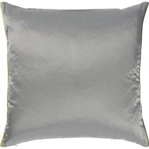 Designers Guild cushion Martineau Zinc