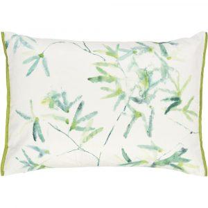 Designers Guild cushion Orchidea Schiaparelli