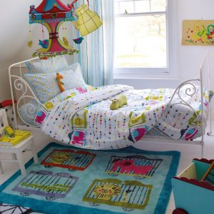 Designers Guild Kids bed linen Circus Parade