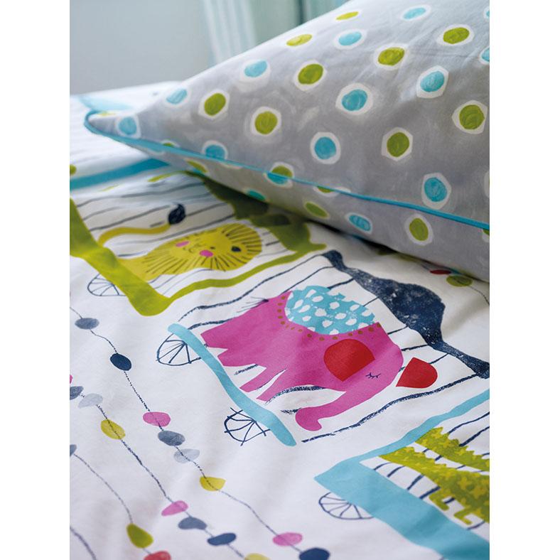 Designers Guild Kids bed linen Circus Parade