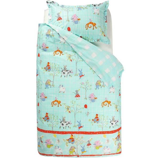 Designers Guild Kids bed linen Musical Animals