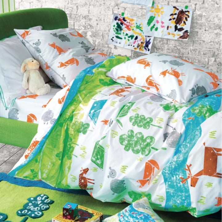 Designers Guild Kids bed linen The Great Outdoors