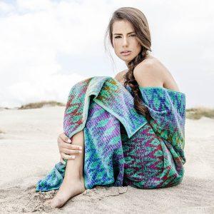 Elaiva beach towel Ocean Magic