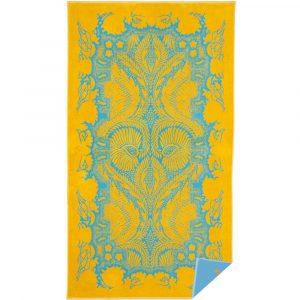 Elaiva beach towel Orient Mystic Turquoise