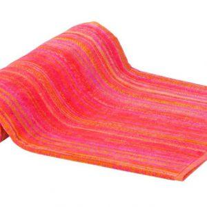 Elaiva beach towel Shadows Orange