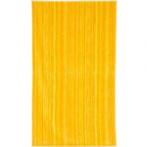 Elaiva beach towel Shadows Yellow