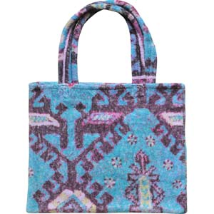 Fresco Towels shoulder bag Aztec Pink