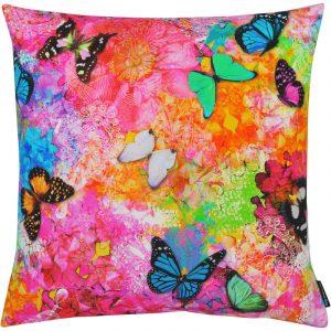 The Cushion Shop kussen Butterflies
