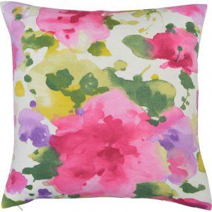 The Cushion Shop kussen Aquarelle Flowers